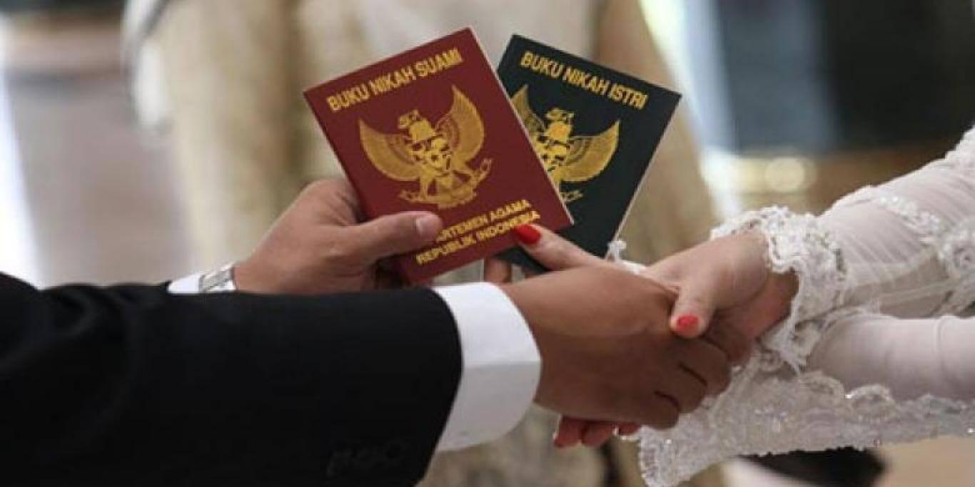 Buku menikah