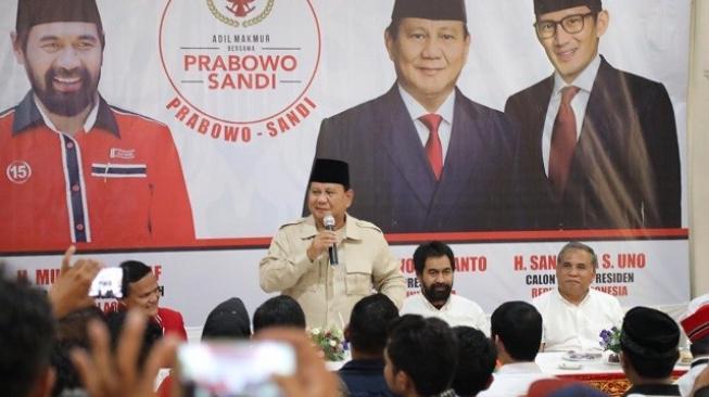 Prabowo Akan Memberikan Kejutan Di Pidato Kebangsaan Indonesia Menang