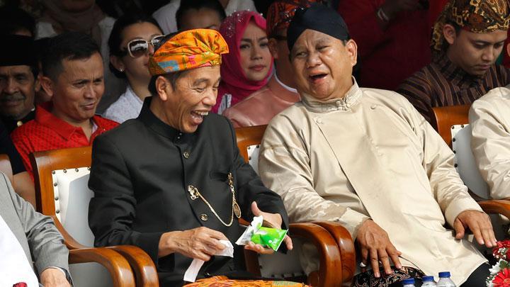 """Prabowo Akan Pidato Kebangsaan """"Indonesia Menang"""" Besok"""