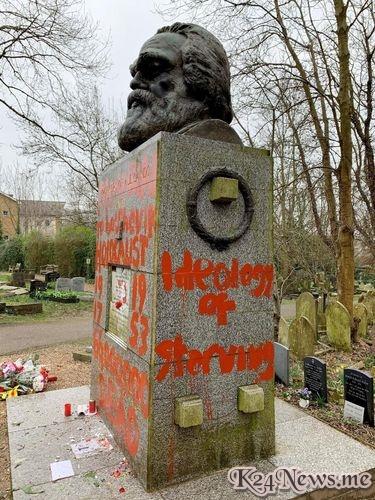 Makam Karl Marx