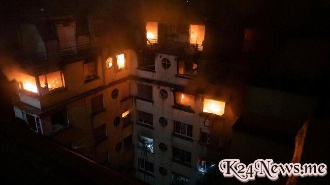 Kebakaran Apartemen