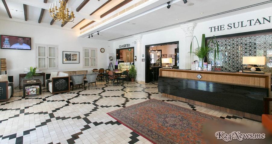 Hotel Sultan Tempat Debat Capres Kedua Pernah Jadi Milik Keluarga Paris Hilton