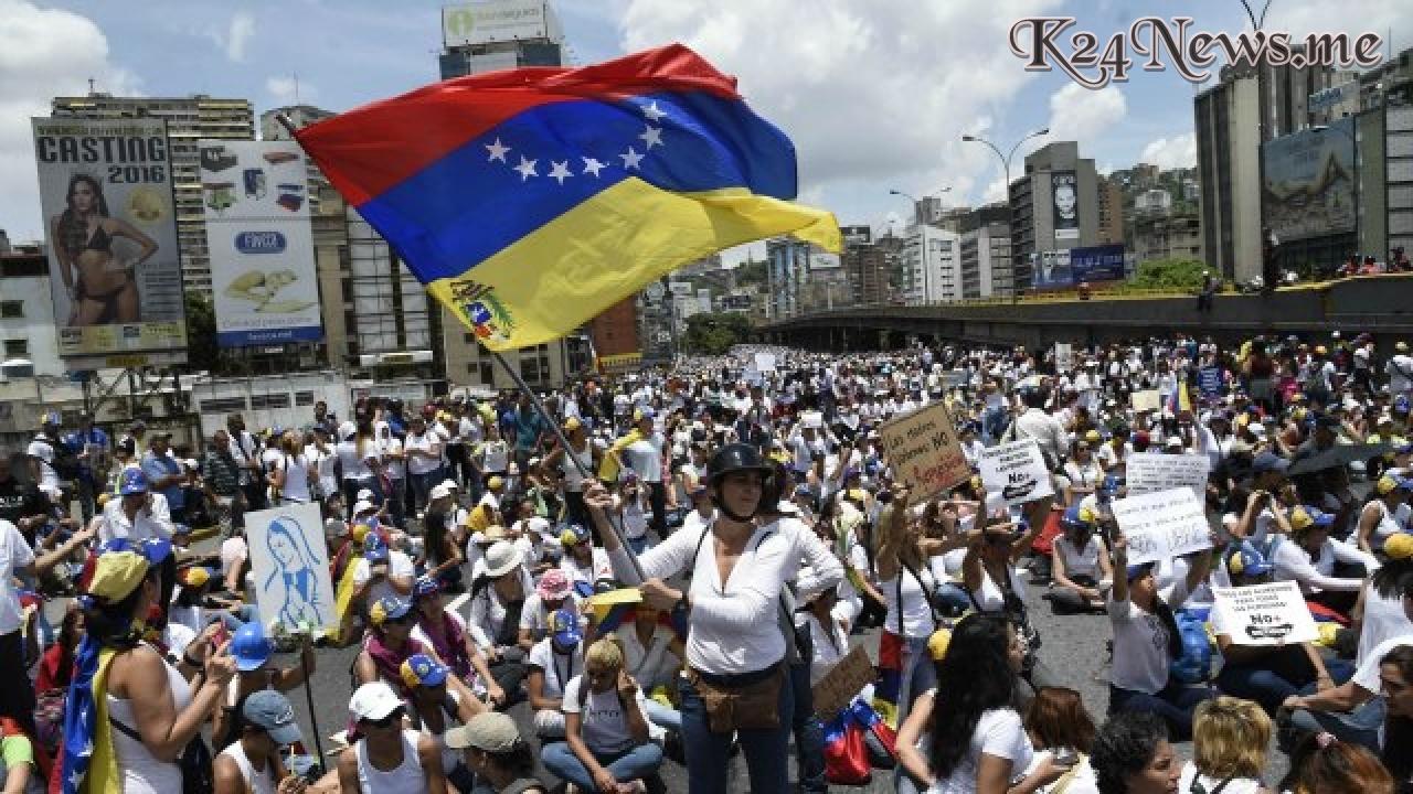 Warga Venezuela