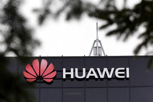 Ilustrasi Huawei.