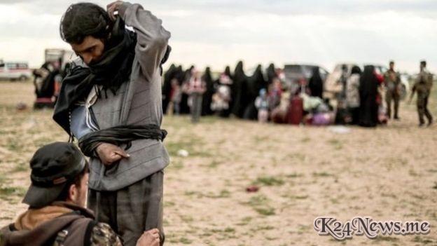 prajurit ISIS