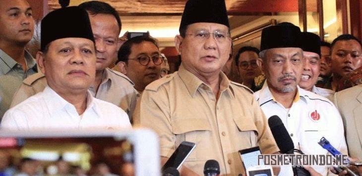 Capres Prabowo Subianto