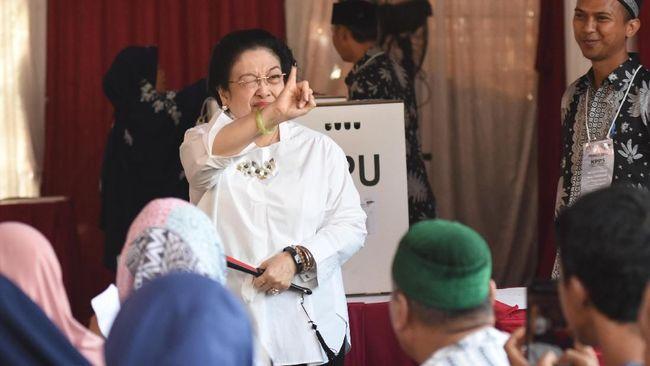 Rekapitulasi Nasional: PDIP 54,3 Persen, Tertinggi di Bali