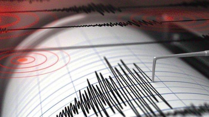Gempa Magnitudo 4,4 Guncang Sukabumi Sabtu Dini Hari