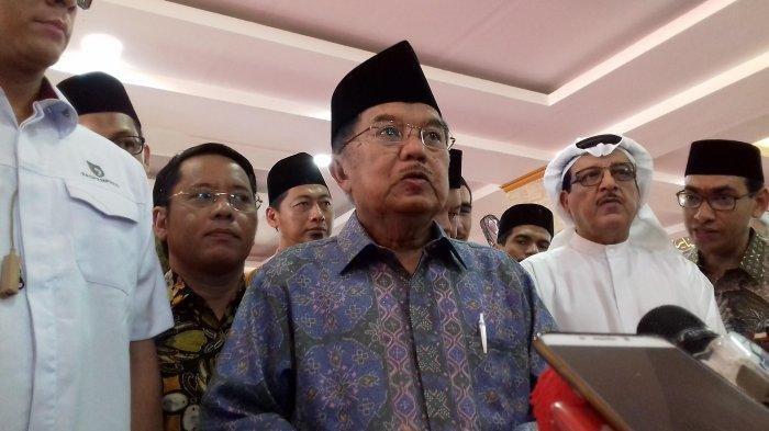 Wapres JK Dukung Menristekdikti Datangkan Rektor Asing