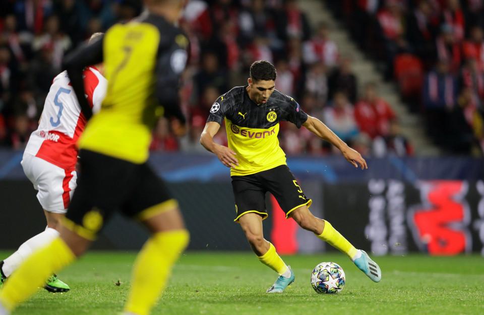 Barcelona Luar Biasa 2-0 atas Dortmund di Babak Pertama